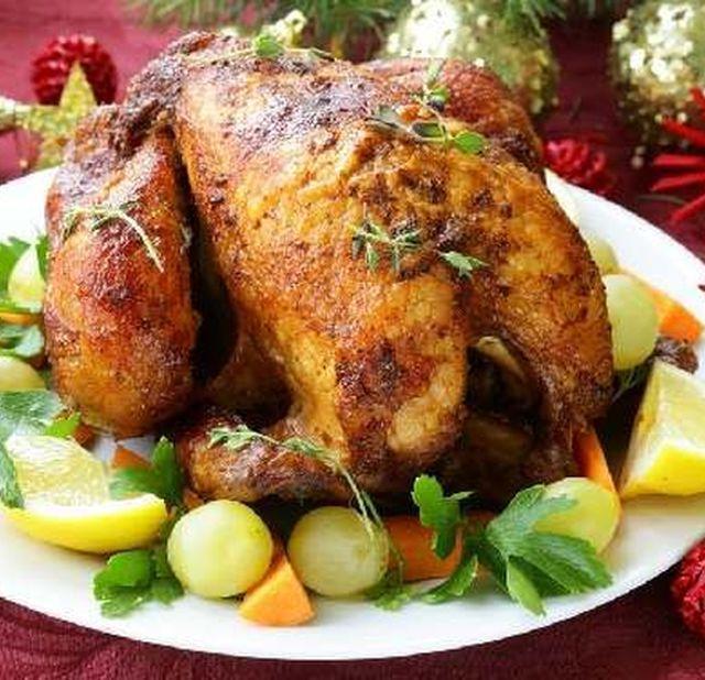 Рецепт фаршированной курицы