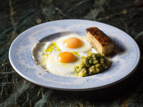 Блюда из яиц: 7 самых простых рецептов