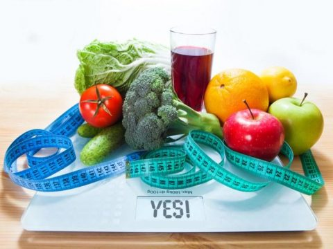 Правильное питание при похудении