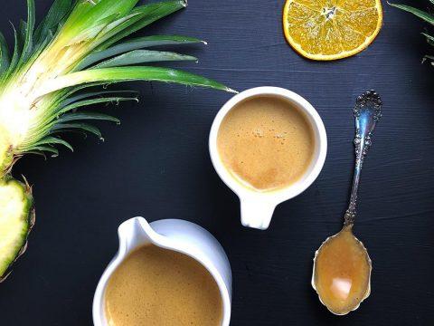 Ананасово-цитрусовый соус