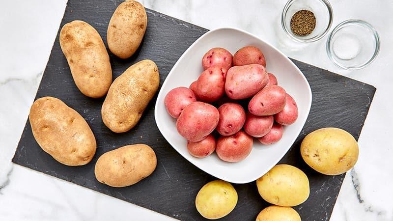 Храним и готовим картофель правильно