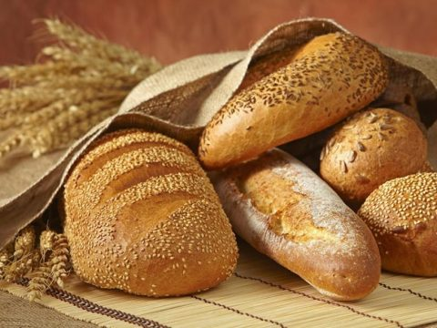 Как сохранить хлеб