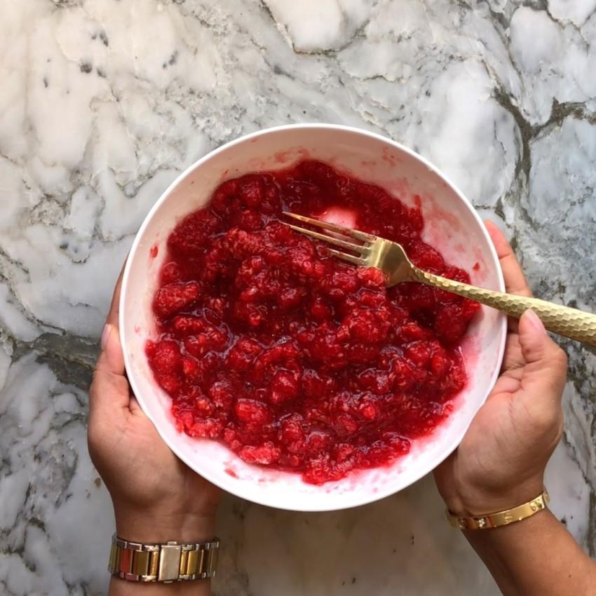 Заготовки из малины на зиму: рецепты без варки