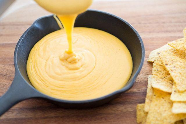 Сырный соус в домашних условиях