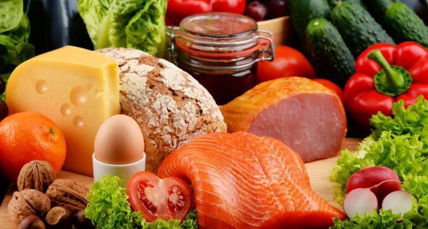 Сохранение скоропортящихся продуктов питания