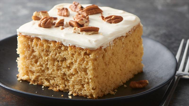 Торт «Овсяный»