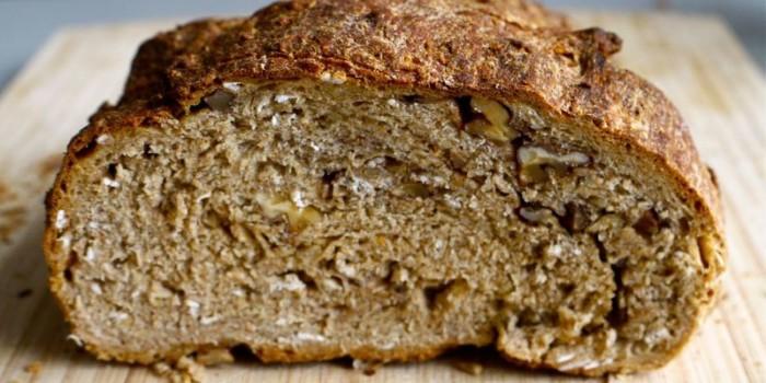 Домашний ржаной хлеб с отрубями по бабушкиному рецепту
