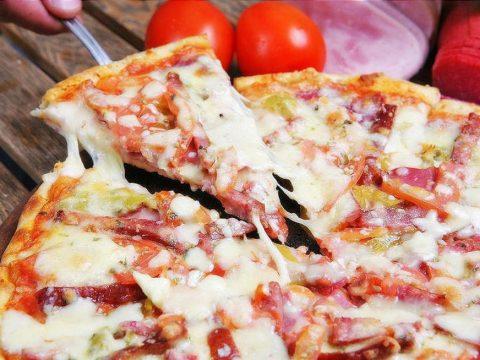 Рецепт «Европейской» пиццы
