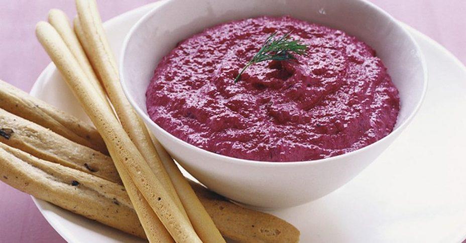 Кисло - сладкий венгерский соус из свеклы