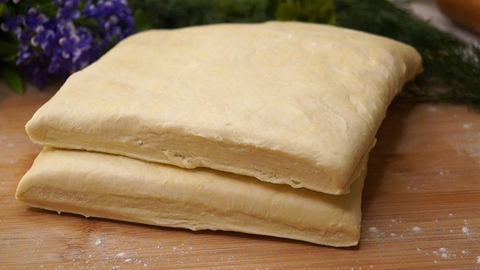 Как быстро приготовить слоеное тесто