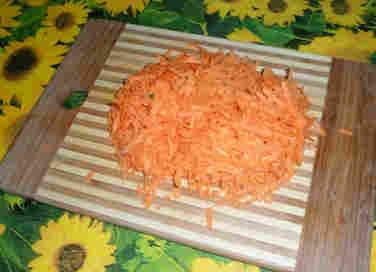 Морковь в долме