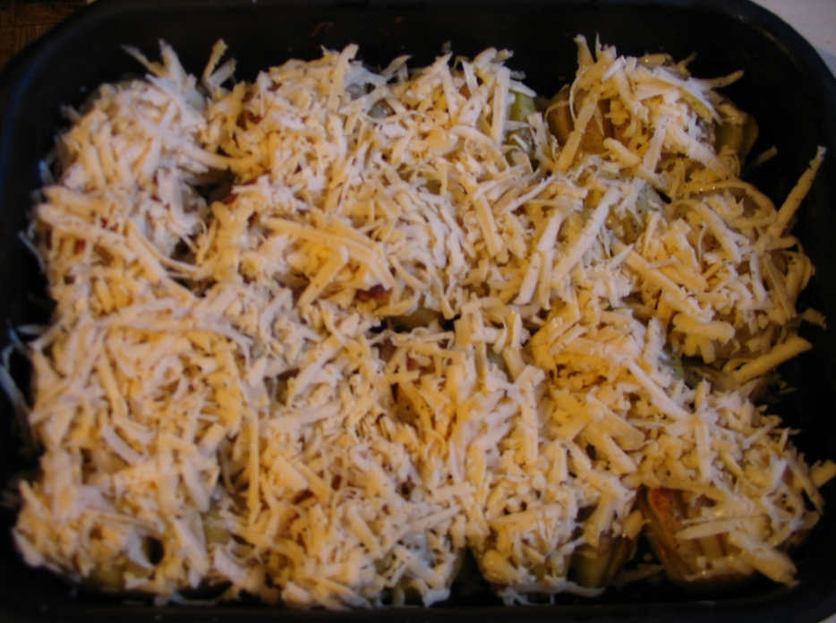 Сыр на картофель