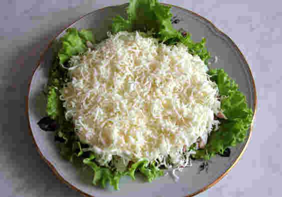 Сыр в салат
