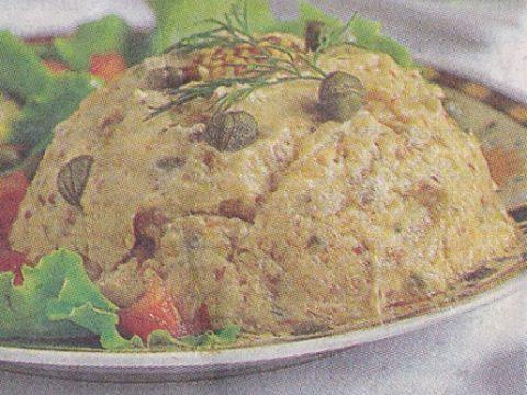 Вкусный паштет из семги и скумбрии