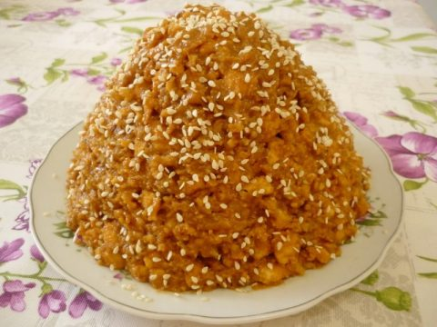 Рецепт торта Муравейник без выпечки