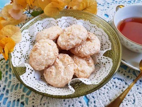 Простой и вкусный рецепт печенья без муки