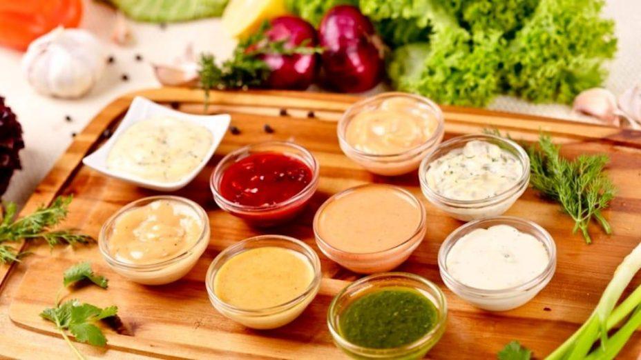 Самые вкусные соусы для похудения