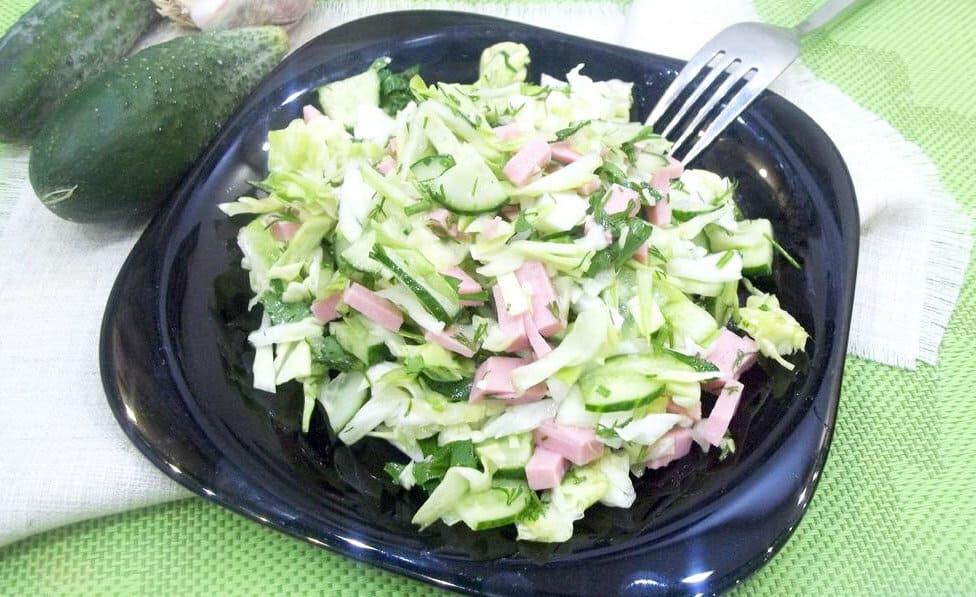 Салат «Быстро и вкусно»