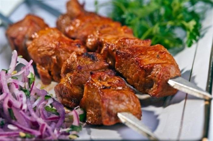 Рецепт шашлыка из баранины